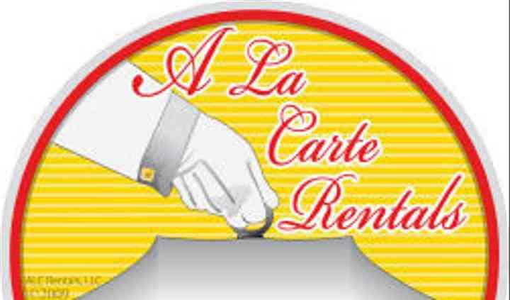 A La Carte Rentals