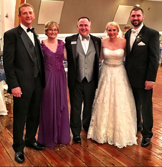 "Nothing says ""experience"" quite like a Second Generation Wedding! With Emily & Zack Layhew at their..."
