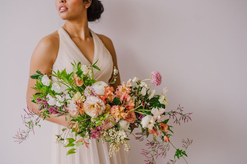 Gardenesque Bouquet