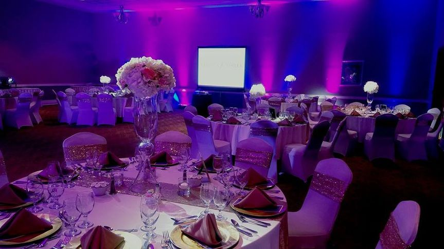 Event Lighting and Floral