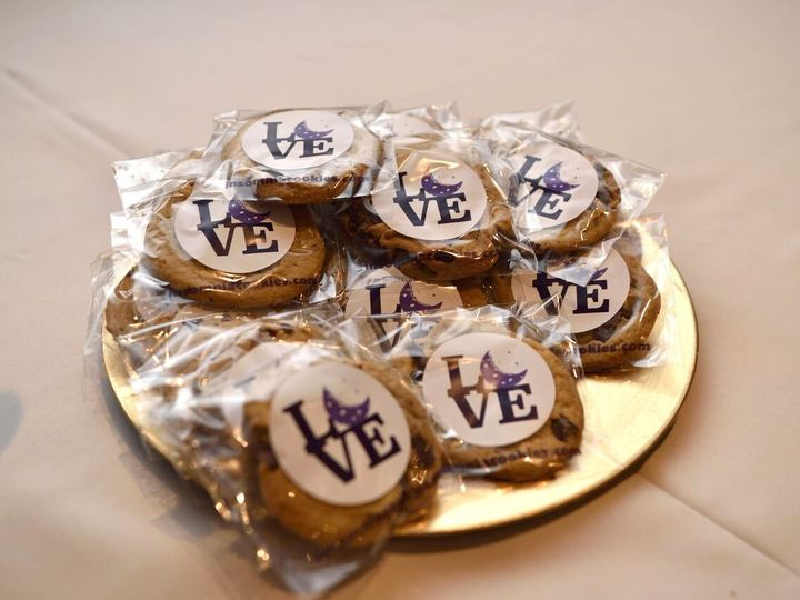 Tmx 1482421881409 Megan O Wedding Cookies Bryn Mawr wedding favor