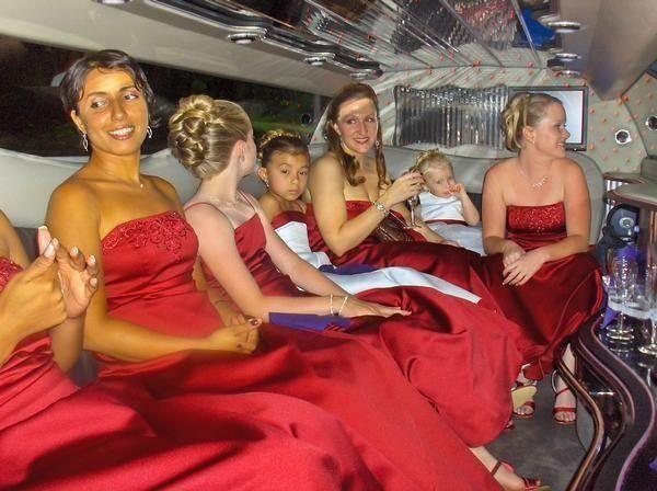 Tmx 1455666369706 Limo Pic For Yelp 2 Germantown wedding transportation