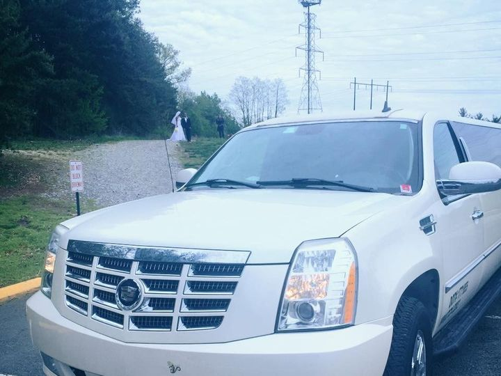 Tmx 1455666391692 Escalade For Yelp Germantown wedding transportation