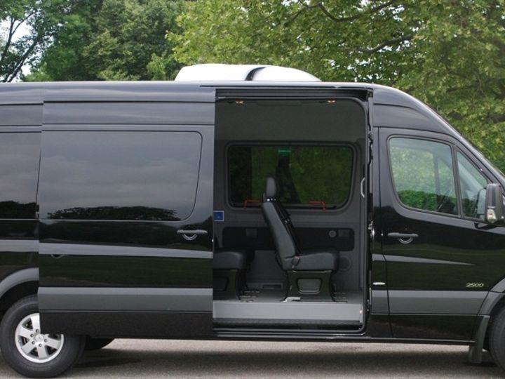 Tmx 1455666407453 Sprinter For Yelp Germantown wedding transportation