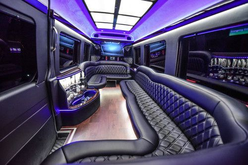 Tmx 1472844407865 12 Pass Mercedes Sprinter Limo Germantown wedding transportation