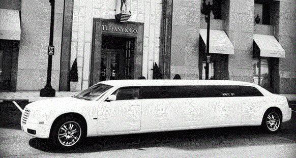 Tmx 1512146704553 Chrysler Limo Blk N White Germantown wedding transportation