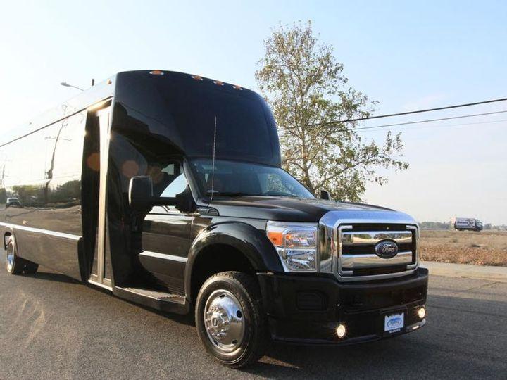 Tmx 1512147035158 Shuttle Bus 2 Germantown wedding transportation