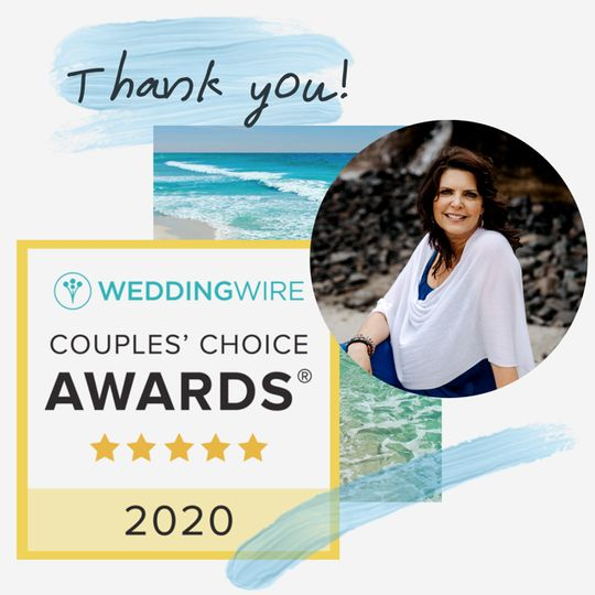 2020 Couples Choice Award!