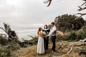Oregon Beach Ceremonies