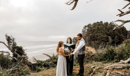 Oregon Beach Ceremonies 1
