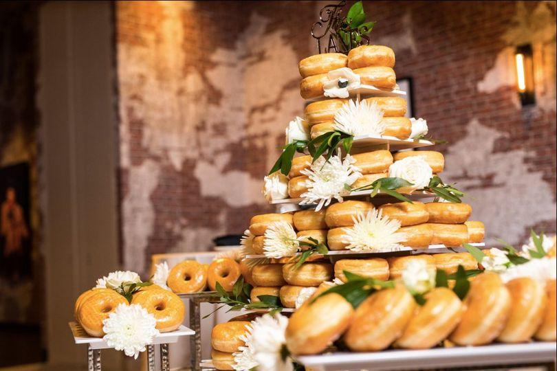 Donut Dessert Table