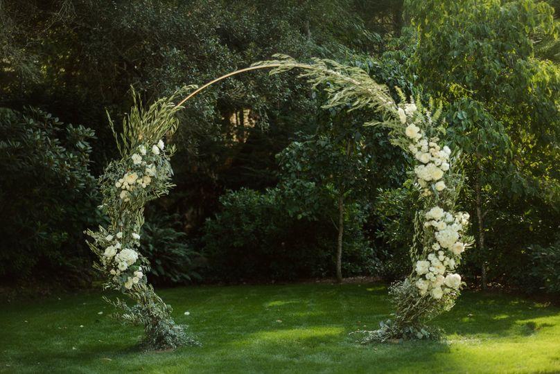 Circle arch