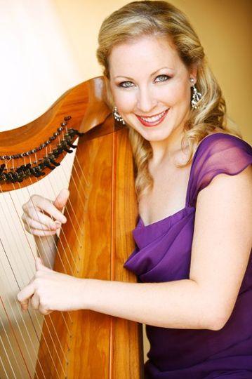 Deidre Moore-Harpist