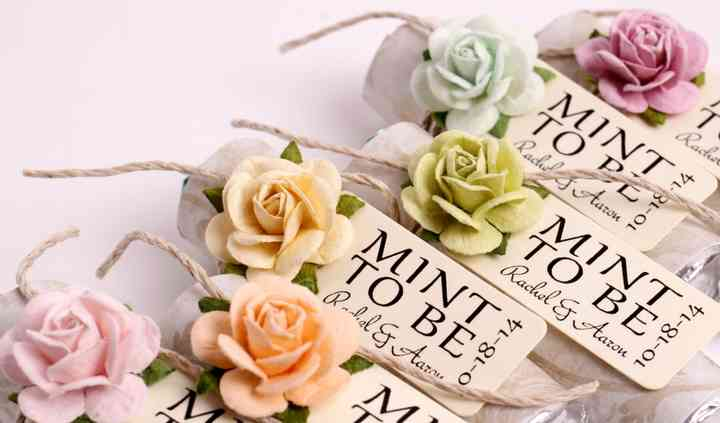 Mint Favors And More