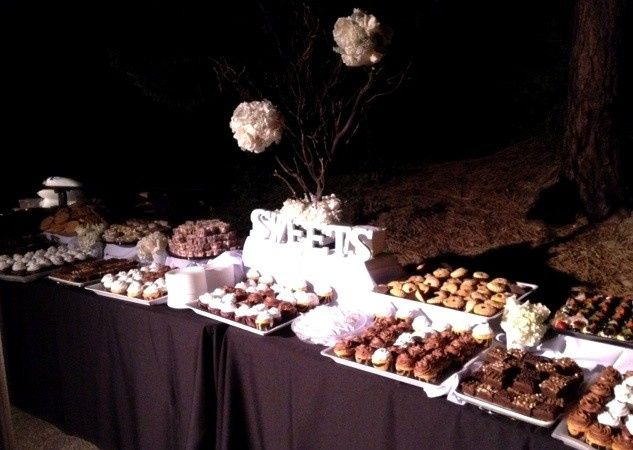 cal tech dessert station