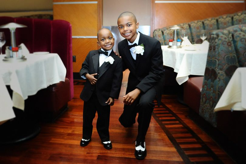 jalen and dj wedding