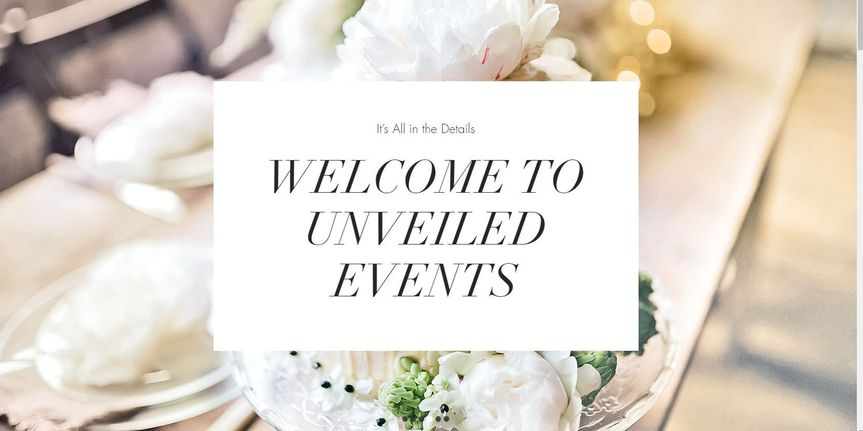 Unveiled Events