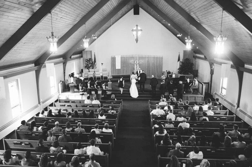 Huelsman Wedding Ceremony