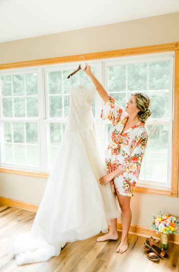 Mrs. Flannery's Dress