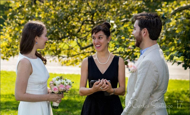 Bilingual Officiant Veronica Moya
