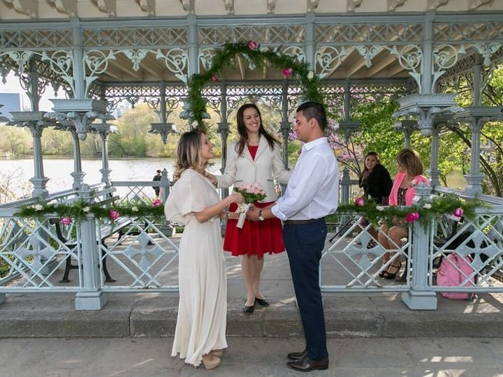 Tmx 1438573724039 109956691082518855093425754623327153318435n New York, NY wedding officiant