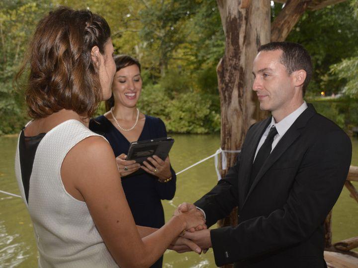 Tmx 1506366248526 Central Park Wedding Veronica Moya New York, NY wedding officiant