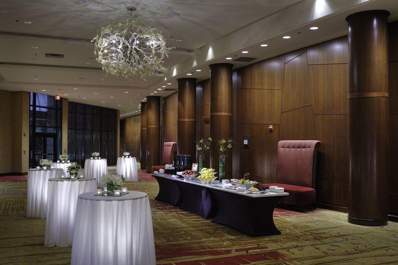 800x800 1379429737222 belmont foyer ... & Hilton Washington Dulles Airport Hotel - Venue - Herndon VA ...
