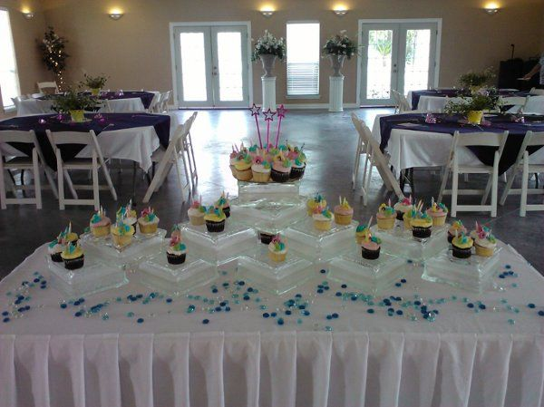 Cup Cake Display