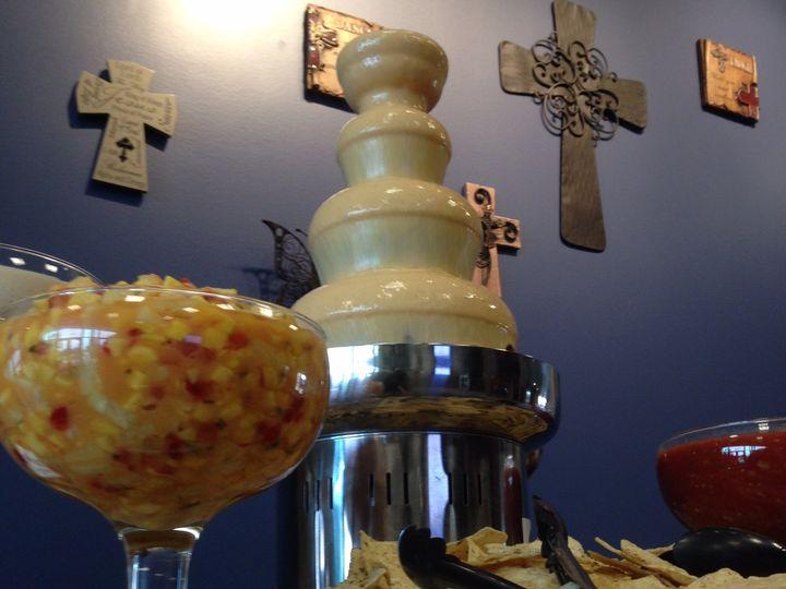 Tmx Queso Fountain And Salsas 51 448541 159908885312100 Galveston, TX wedding catering