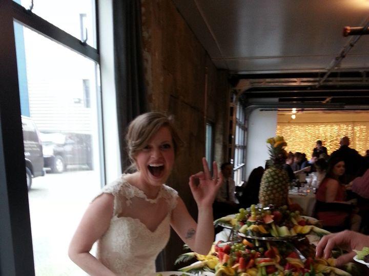 Tmx 1426898891855 Happy Bride Seattle wedding catering