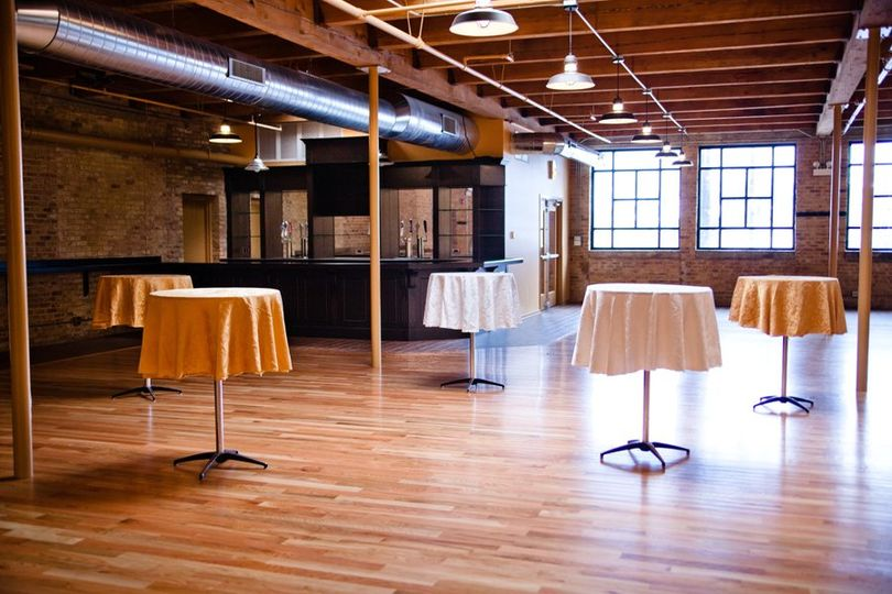 Annex: Capacity – 282 The Annex is the newest addition to the Copernicus Center, boasting a modern...