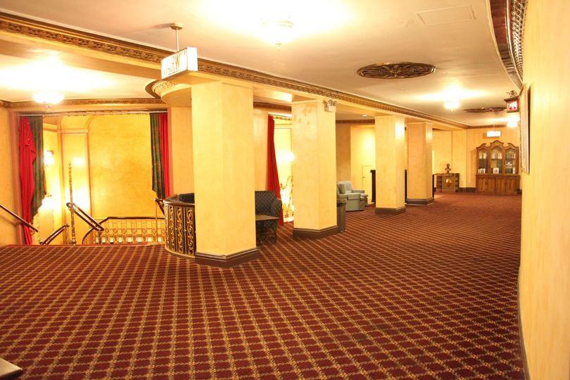 Lobby's upper loft - also see Lobby