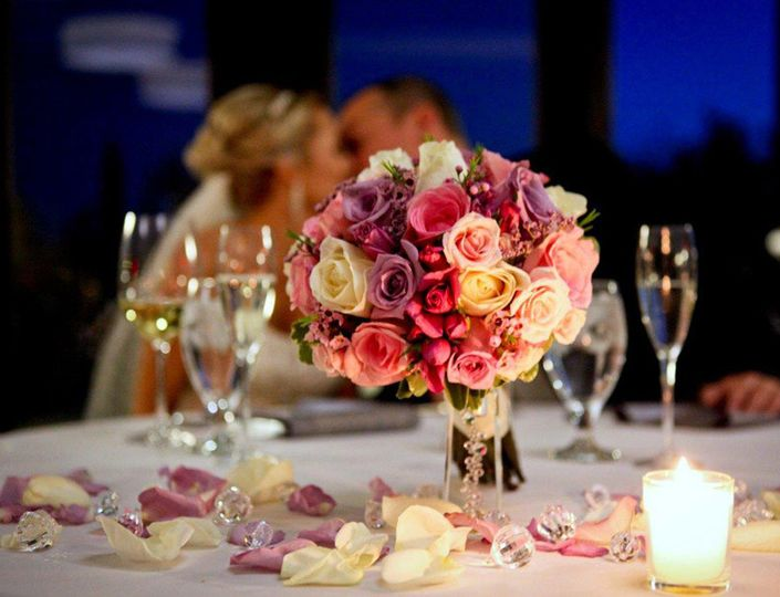 The Ultimate Bouquet Stand - Flowers - Oldsmar, FL - WeddingWire
