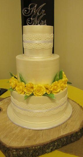 Riverstone Cakes & Confections, LLC - Wedding Cake - Huntsville, AL ...