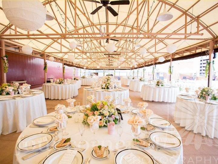Tmx 1478382502 6be7fd19fb538b21 1422381444934 Sundeck Tent Day Denver, CO wedding venue