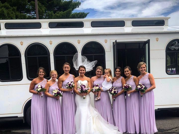 Tmx Tr1 51 1060641 1563987800 State College, PA wedding transportation