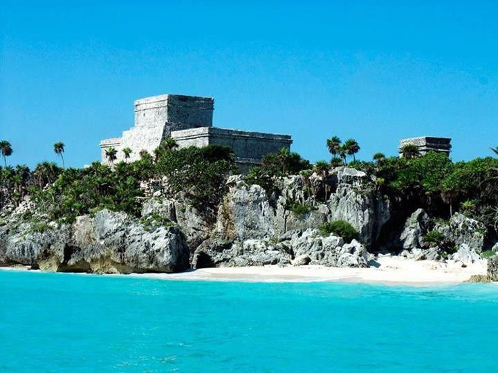 RIVIERA MAYA, MEXICO - AMAZING BEACHES, AMAZING HISTORY