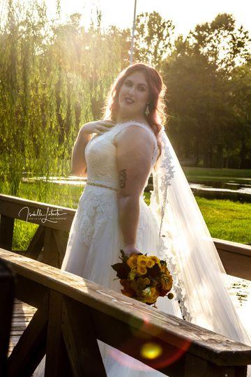 The Classic Fall Bride