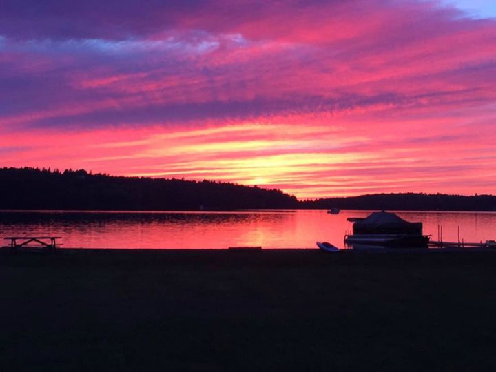 Another amazing sunset!