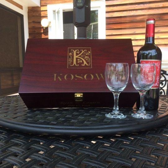 wine set kosow 1