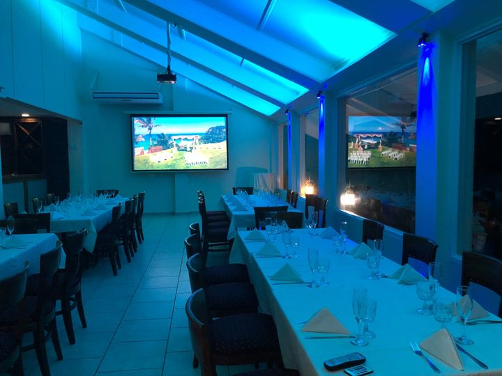 YAITI ROOM - 40 to 60 GUESTS