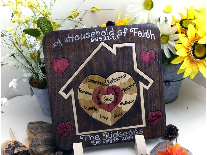 Tmx Faithfour Unity Puzzle 51 1372641 159722158690390 Chatsworth, CA wedding favor