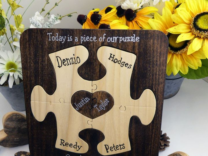 Tmx Taylor Peters Unity Puzzle 51 1372641 159722144770223 Chatsworth, CA wedding favor