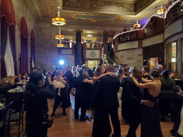 Dance floor delights