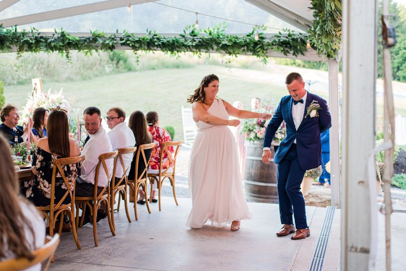 Wedding Party Introductions