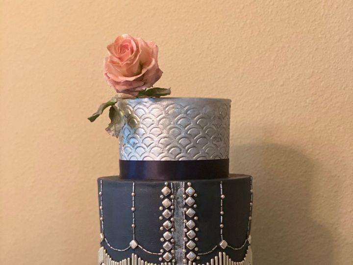 Tmx Cake Enmproidery 51 1884641 1573232033 Windermere, FL wedding cake