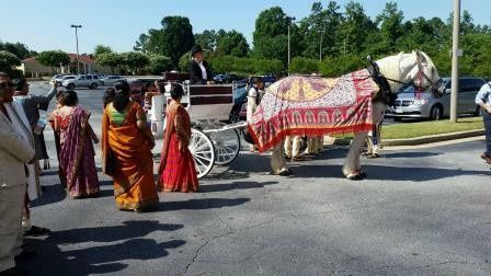 Tmx 1407447676121 Indian Wedding Pic 2014 Landrum, South Carolina wedding transportation