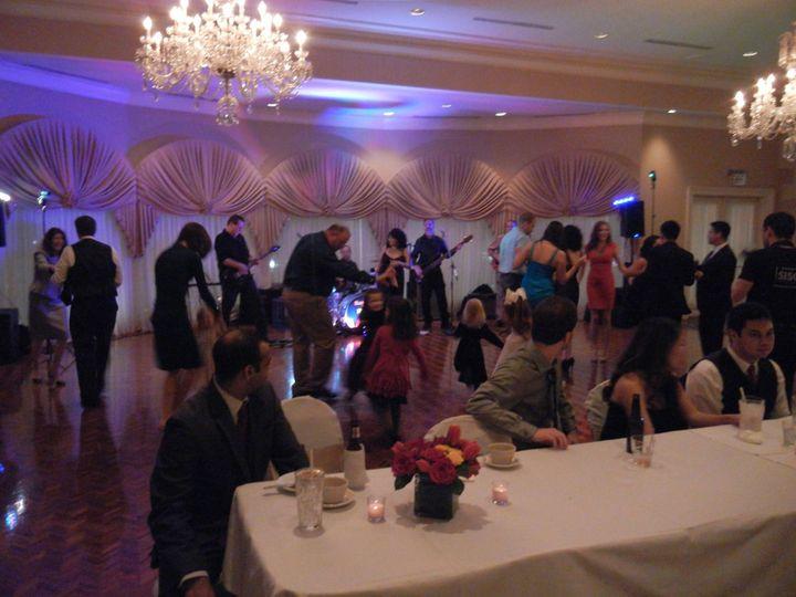 Burger'nFries wedding English Turn Country Club 1/12/13