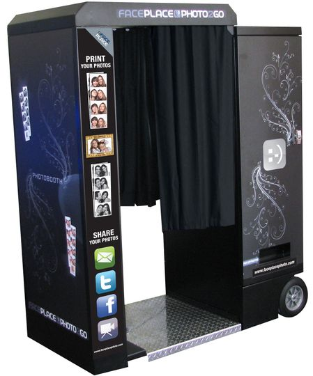 Preston's Photo Booth Rentals