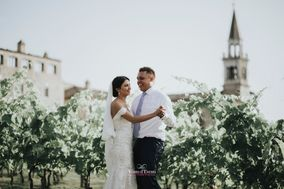 Romantic Wedding in Italy by Vento d'Eventi